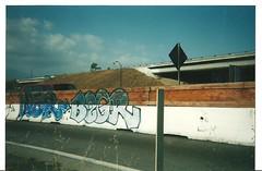 LEAR/BEGR  CSD (BGIZL) Tags: art graffiti csd lear fwy beger begr csdk
