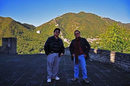Flickr Buddies at Great Wall