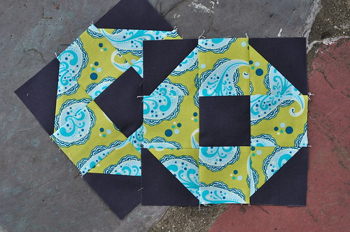 Shoo-Fly blocks for Angela
