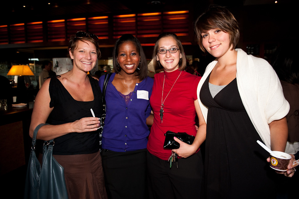 High Heels After 5 | Champaign event photography