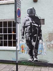 DSCF2375 (joelewiscollins) Tags: urban wall bristol graffiti banksy croft stokes