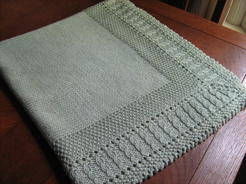 Ravelry Sleeping Beauty Baby Blanket Pattern By Diana Matthews Fascinating Knitting Patterns For Blankets And Throws Free