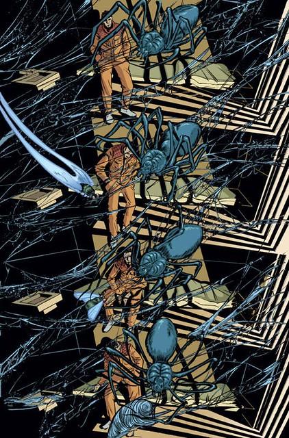 Osborn #1/5 first look
