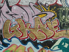 GKAE (BGIZL) Tags: art graffiti la chevy awr walls msk gkae gank