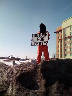 2010 Anti-Torture Vigil - Week 3