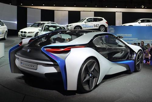 Mondial de l'Automobile 2010, Paris - France