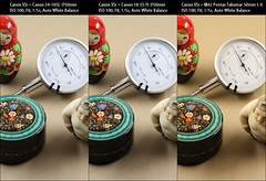 Canon XSi Lens Comparison @50mm #1 (mattmc_3) Tags: canon xsi 24105 l 1855 is pentax smc takumar 50mm comparison 450d