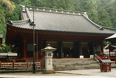 Haiden, Futarasan Shrine (Tokyo Views) Tags: japan shrine unesco sacred nikko shinto tochigi worldheritage 日光 二荒山神社