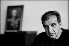 Vojislav Radikovi, Minister Republika Srpska 1995 (Dan Uneken_) Tags: dan war sarajevo bosnia pale conflict balkans yugoslavia minister republika serbian serb srpska vojislav vojo danuneken uneken radiskovic radiskovic