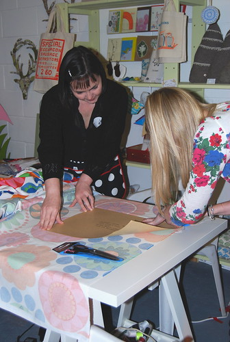 Oh-Sew-Basic Workshop with Leah Halliday
