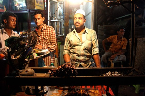 City Food - Kebab Stalls, Urdu Bazaar