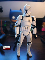 Clone Trooper (Battle Damage)