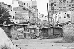Casablanca, Morocco (danshill) Tags: poverty house home tin sony morocco shanty casablanca a200 favela blackwhitephotos
