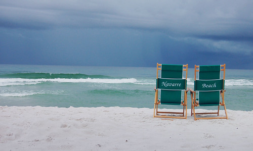 navarre beach chairs