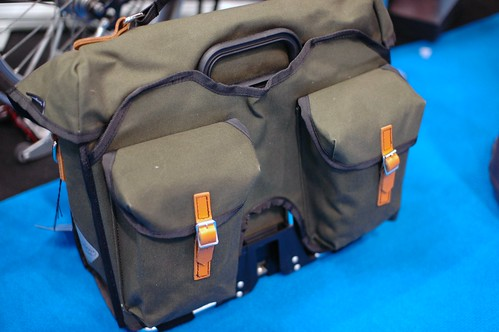Carradice Brompton bag