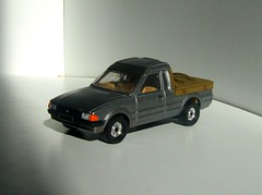 Corgi Toys: Ford Escort Van No.496 Conversion 1983 - 3 of 3 (Kelvin64) Tags: art cars ford car toy toys corgi artwork model artist conversion artistic models arts pickup hobby artists vans hobbies van fords escort artworks pickups pastime corgis pastimes escorts conversions