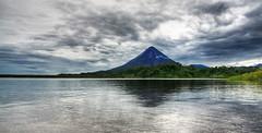 Lake Arenal Costa Rica (Yaniv Ben Simon) Tags: costa lake volcano costarica rica hdr arenal arenalvolcano arenallake canon40d yanivbensimon wwwybscoil arenallakecostarica