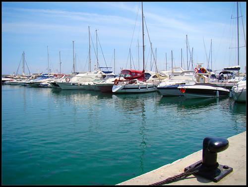 Muelle Puerto Deportivo