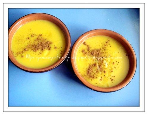 Curau de Milho -Brazilian Corn Pudding