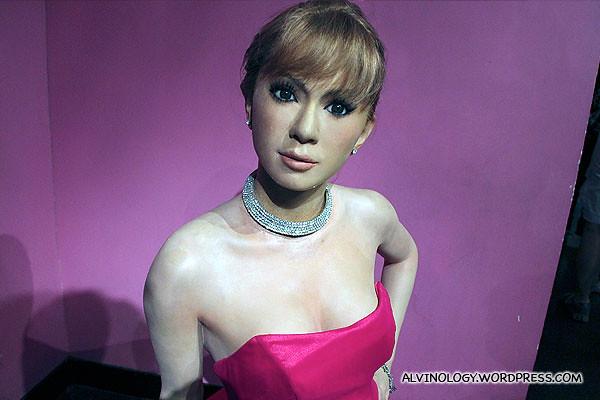 Doll-faced Ayumi Hamasaki