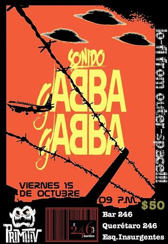 Gabba Gabba Octubre 12