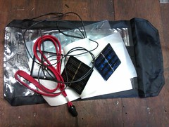 Solar Charger For Smartphone (Photo: níceContent on Flickr)