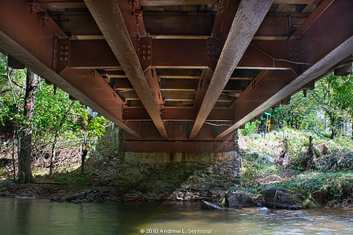 Knox-Valley Forge Covered Bridge (Underneath) hdr 03