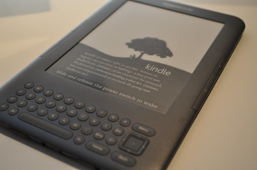 New Amazon Kindle (2010) 3rd Generation