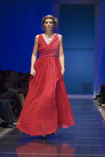 Portland Fashion Week, Stephanie D. Couture