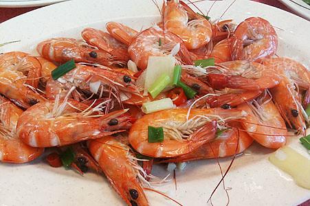 鹽燒海沙蝦