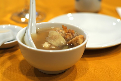 Winter Melon and Giant Grouper Soup