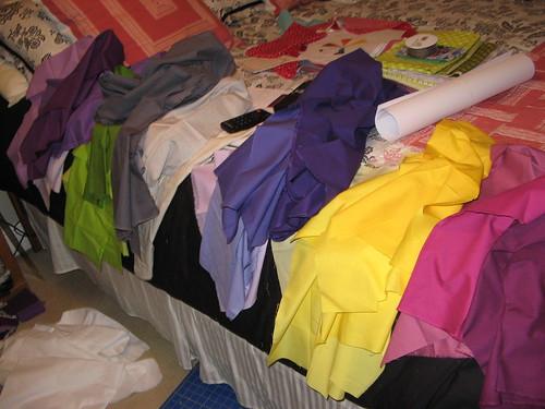 Fabric everywhere
