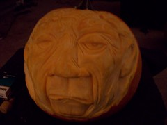 025 (Chad Maybray) Tags: halloween pumpkin carvings