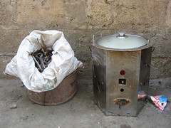 The Energy Efficient Cookstove