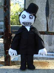 London After Midnight vampire plush