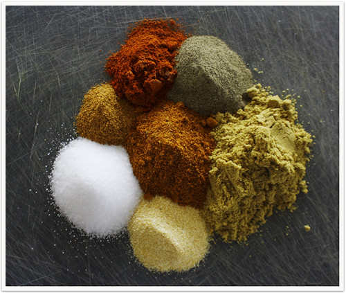 Taco Seasoning Ingredients