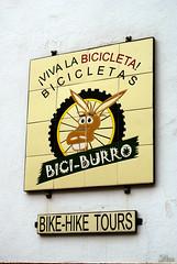 Bici-burro (supernova.gdl.mx) Tags: miguel mexico san bicicleta burro photowalk bici guanajuato letrero allende fototour renta