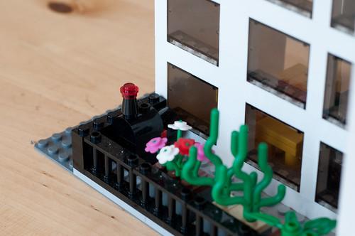 Lego TimeCube