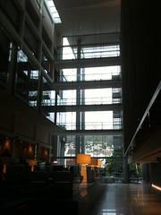 The 15 on Orange Hotel foyer