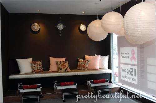 Apronbay pedicure lounge