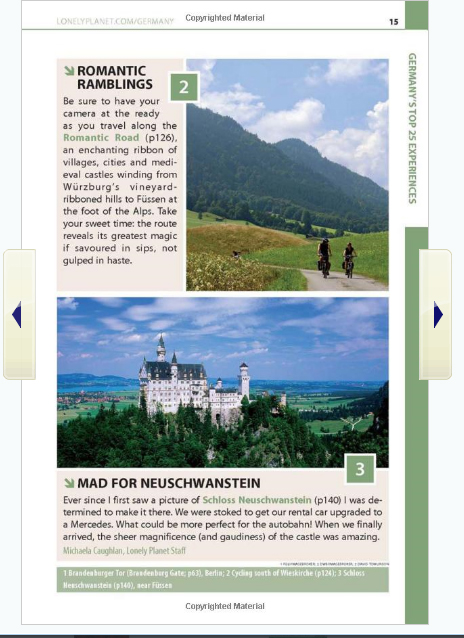 Discover Guide Germany 3 - Lonely Planet