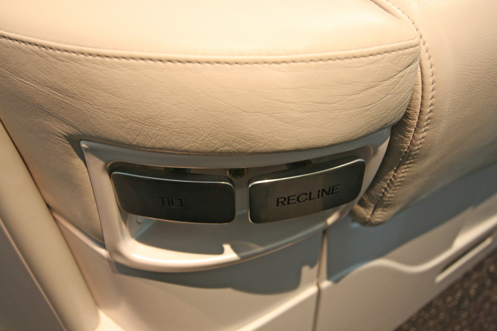 Recline Button/Lever