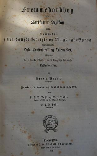 Meyer Fremmedordbog