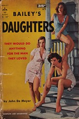 Berkley G-147 (Boy de Haas) Tags: vintage fifties 1950s pulp paperbacks sleaze vintagepaperbacks