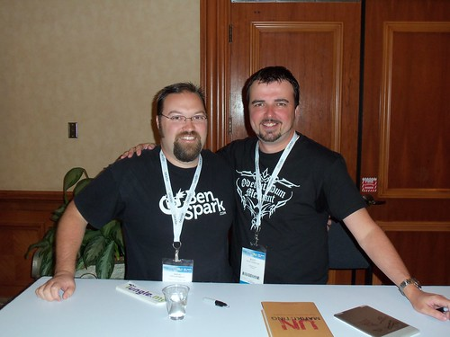 BenSpark and Unmarketing at BlogWorld Expo 2010
