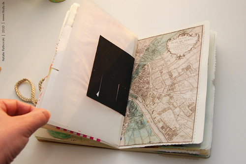 Travel book, Paris 2010