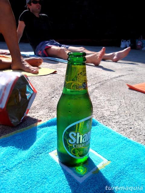 Shandy - Cerveja com limão