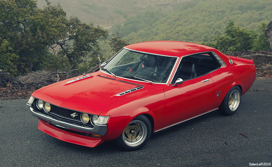 1974 Celica Lost In The Mountains Dieselstation Car Forums