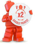 Double VIP Points and Free Shipping