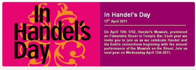 Dia de Handel - Dublin